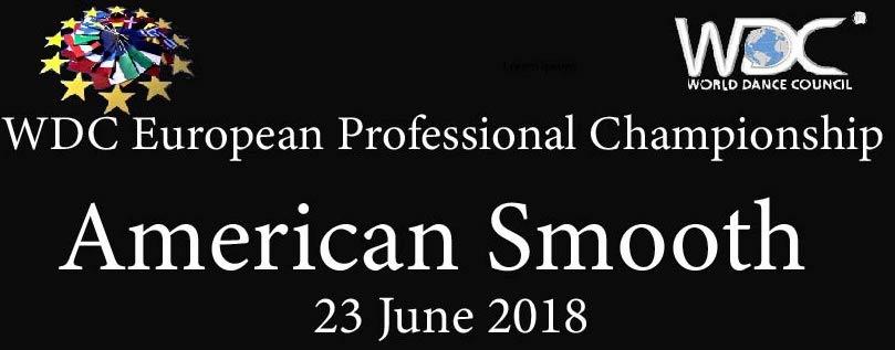 WDC European Championship American Smooth